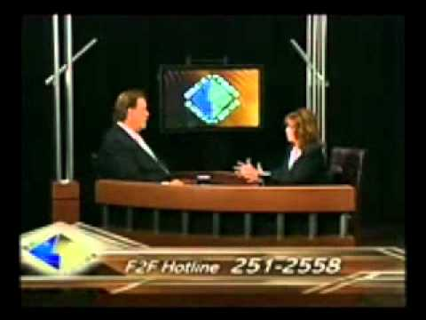 Hospice 2011 Face To Face TV with John Fairley Part 1
