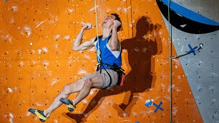 Road to Tokyo #35: Just Not To Be Second Again / European Lead Climbing Championship, Edinburgh 2019 by Adam Ondra