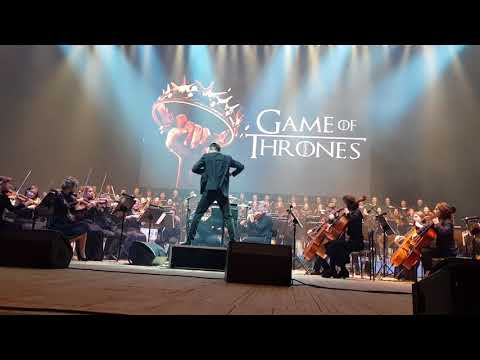 Game of Thrones main theme - Orchestra Cover