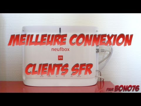 comment augmenter wifi sfr
