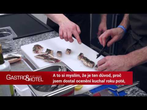 Michelinský kuchař v Praze