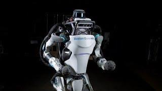 Video Boston Dynamics unveils Handle Robot 2018 MP3, 3GP, MP4, WEBM, AVI, FLV Mei 2018