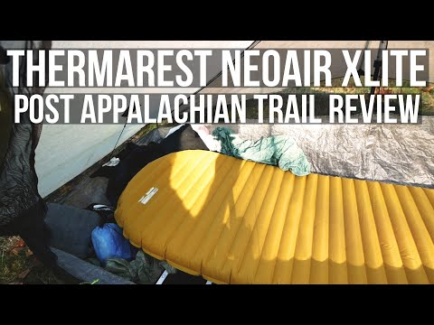 Thermarest NeoAir Xlite Post Appalachian Trail Review