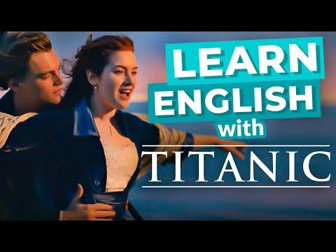 Learn English Through Movies | TITANIC