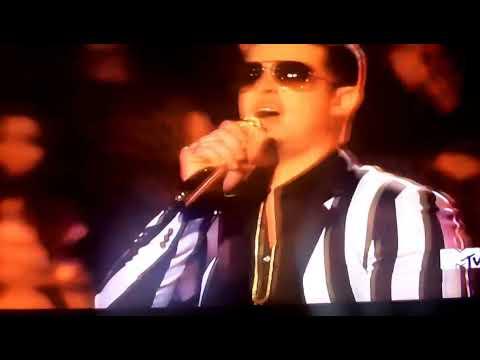 Miley Cyrus & Robin Thicke MTV VMA Awards 2013 Performance