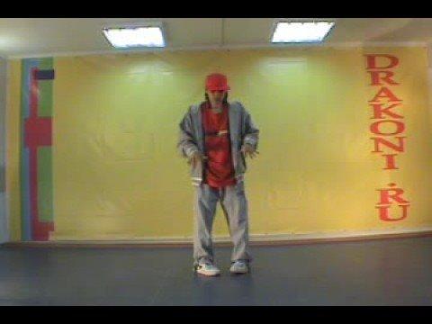 Обучающее видео hop-hop (хип-хоп): crab