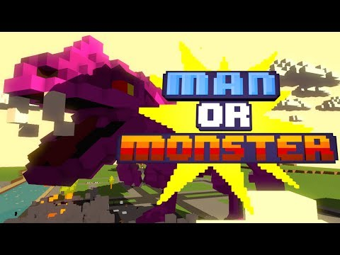 Man Or Monster - Meet the Monsters Thumbnail