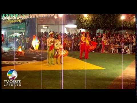 Arraiá Mocidade Junina - Severiano Melo - RN - TV OESTE