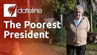 Video The Poorest President MP3, 3GP, MP4, WEBM, AVI, FLV Januari 2019