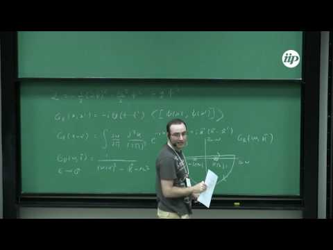 Lectures on Holography and Condensed Matter Physics - Carlos Hoyos