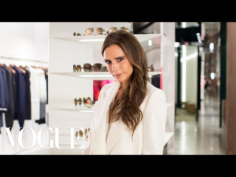 73 Questions with Victoria Beckham | Vogue