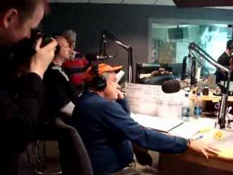 Rich Guzzi Hypnotizes on The John Boy & Billy Big Show