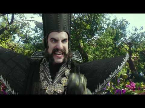 Alice Through the Looking Glass (Clip 'Time Crashing In')