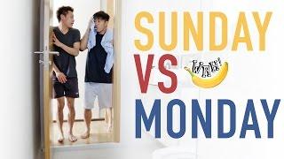 Video Sunday vs Monday MP3, 3GP, MP4, WEBM, AVI, FLV Agustus 2018