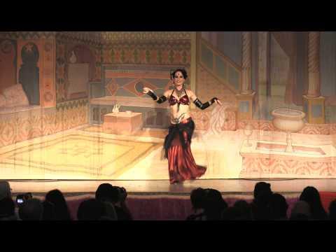 Sabrina Fox at Tribal Fest 14 HD (видео)