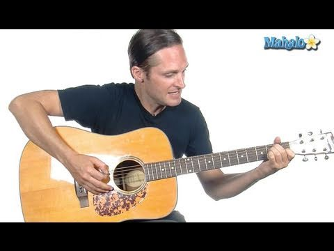 """How to Play """"Your Song"""" by Elton John on Guitar"""