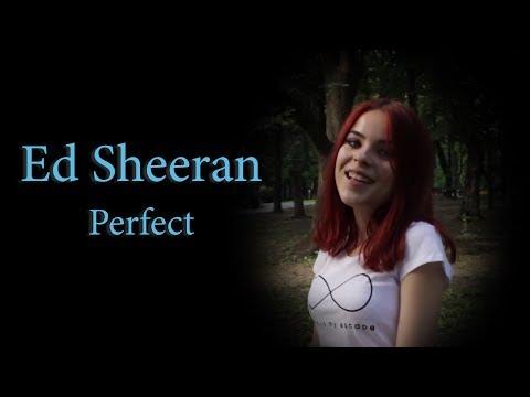 "Ed Sheeran  ""Perfect"" Cover by Andrei Cerbu"