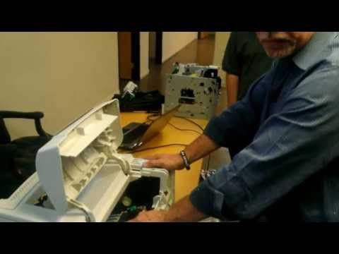 todd's HP printer class laserjet 4200 and 4300 series.