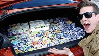 Donating 20,000+ Pokemon Cards To Children by Unlisted Leaf
