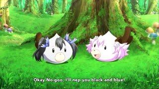 Video Hyperdimension Neptunia: The Animation - Vert's video game simultaor/Dogoo Neptune vs Dogoo Noire MP3, 3GP, MP4, WEBM, AVI, FLV Agustus 2019