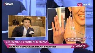 Video Seperti Kesambar Petir, Reino Barack dapat Hidayah untuk Nikahi Syahrini - iSeleb 11/03 MP3, 3GP, MP4, WEBM, AVI, FLV Maret 2019