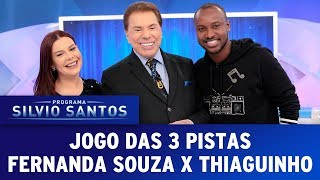 Assine o canal do Programa Silvio Santos: https://www.youtube.com/user/SBTPSS Curta a página do programa no Facebook: ...