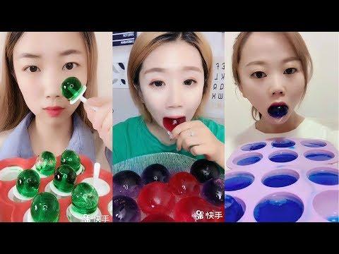 Buz Yemek Videoları - #189 ASMR (İce Eating)