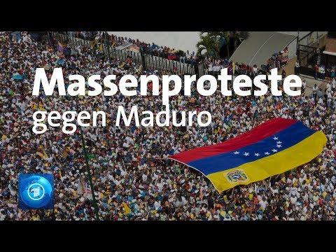 Venezuela: Ein General kehrt Präsident Maduro den R ...