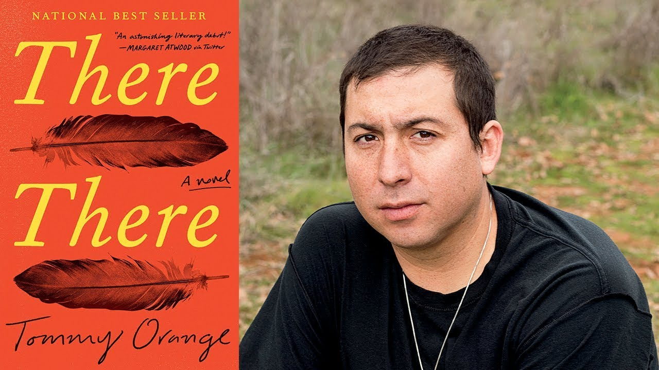 "Tommy Orange on ""There, There"" at the 2018 Miami Book Fair"