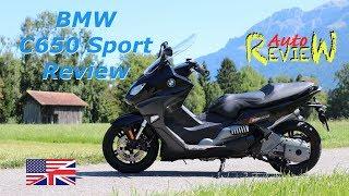 3. 2017 BMW C650 Sport | AutoReview | Switzerland Episode 10 [ENG]