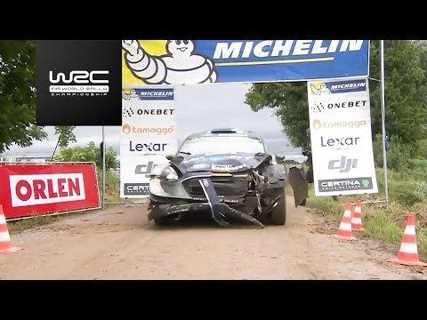 WRC/Rally Polonia - Especiales 18-21
