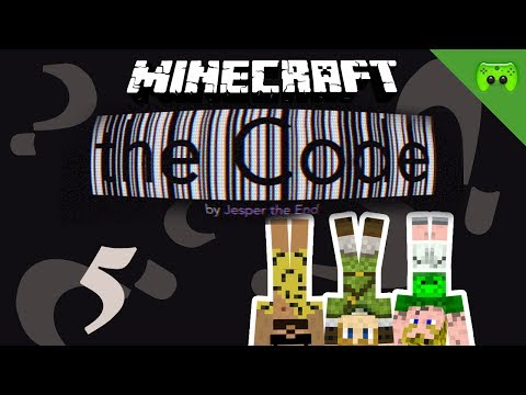 MINECRAFT Adventure Map # 5 - The Code «» Let's Play Minecraft Together | HD