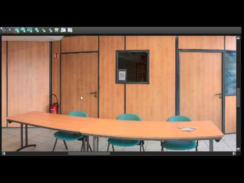 Add Polygon Spot in Hotspot Editor of Panotour Pro 2