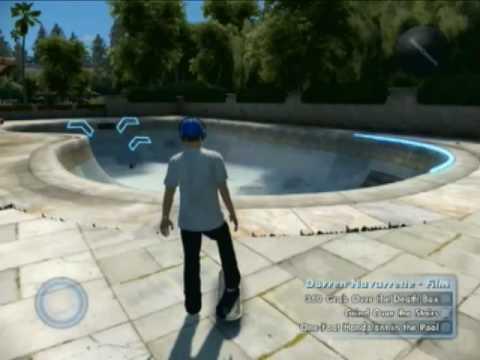 Skate 3: Mass Murderer Guide - PRO Darren Navarette
