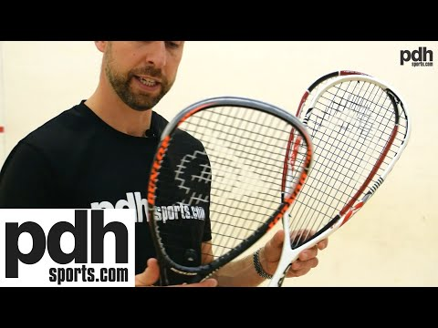 Best squash rackets for beginners reviewed by PDHSports.com