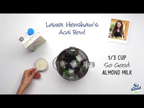 Laura Henshaw's acai bowl thumbnail 2