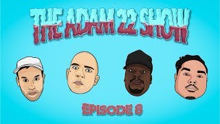 The Adam22 Show #8: Drake vs Pusha T