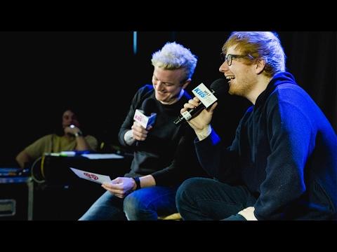 Video Ed Sheeran KIIS Lounge Interview With JoJo download in MP3, 3GP, MP4, WEBM, AVI, FLV February 2017