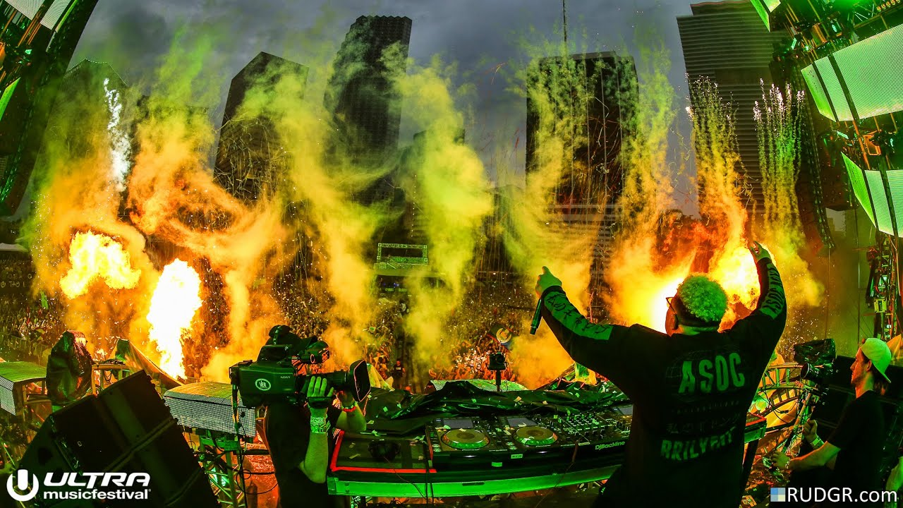 Download Carnage Ultra Music Festival Miami 2016 Hd Full