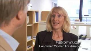 Richard Dawkins Interviews Creationist Wendy Wright (Part 1/7)
