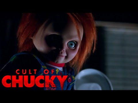 Cult Of Chucky - And They Call Me Sick Scene (HD)