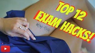 Video Top 12 Exam Hacks   Eden Ang MP3, 3GP, MP4, WEBM, AVI, FLV Desember 2018