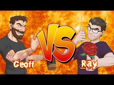 vs - Ray is back from the dead and challenging the champion Geoff in this week's VS! RT Store: http://roosterteeth.com/store/ Rooster Teeth: http://roosterteeth.c...