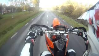 7. KTM 625  sxc sm GoPro