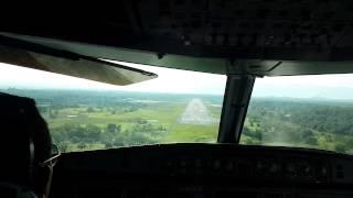 Video Airbus A320 Landing on TST Airport [Cockpit View] MP3, 3GP, MP4, WEBM, AVI, FLV Juni 2018