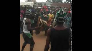 Video IGBO Culture Olummuo Nkpor festival 2017 Ekpo masqurade dancing in the Village squre 3 MP3, 3GP, MP4, WEBM, AVI, FLV Juli 2018