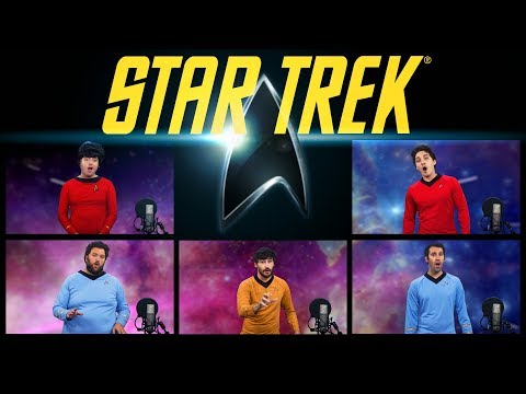 Star Trek Theme Medley Acapella