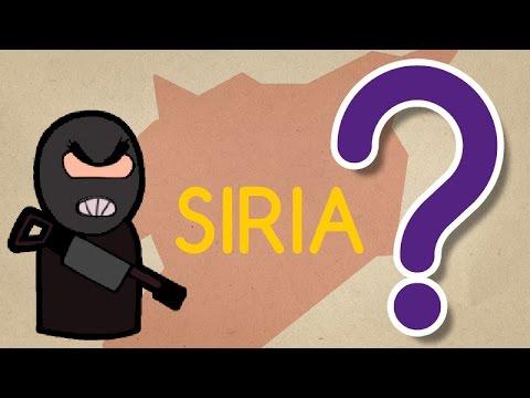 ¿Por qué hay guerra en Siria?
