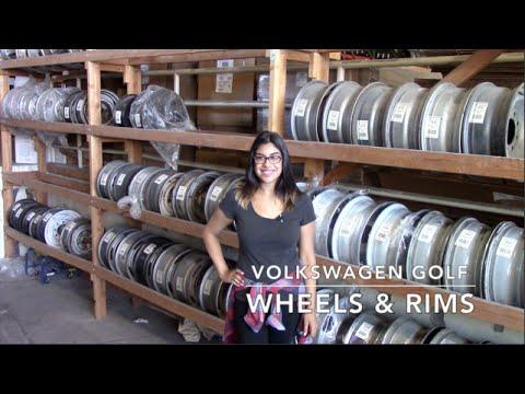 Factory Original Volkswagen Golf Wheels & Volkswagen Golf Rims – OriginalWheels.com
