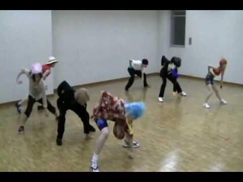 ONEPIECEのコスプレして本気で踊ってみた:からくり箱DS
